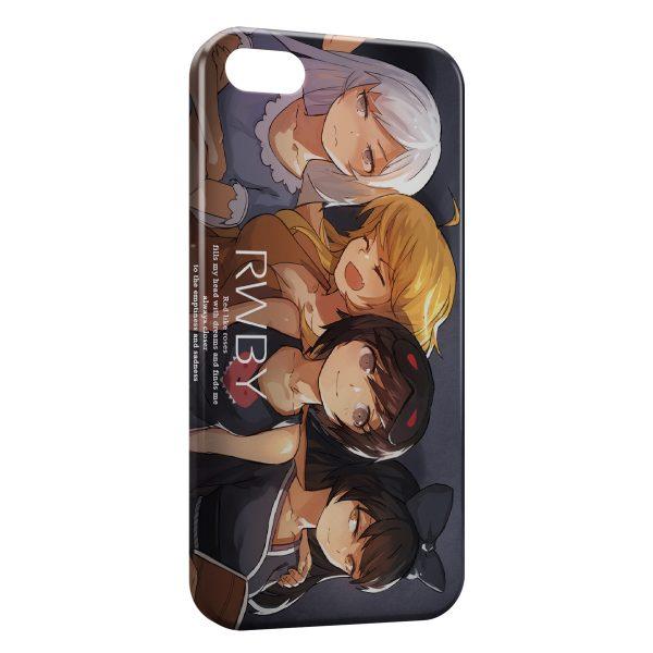 Coque iPhone 6 Plus & 6S Plus RWBY Manga 3