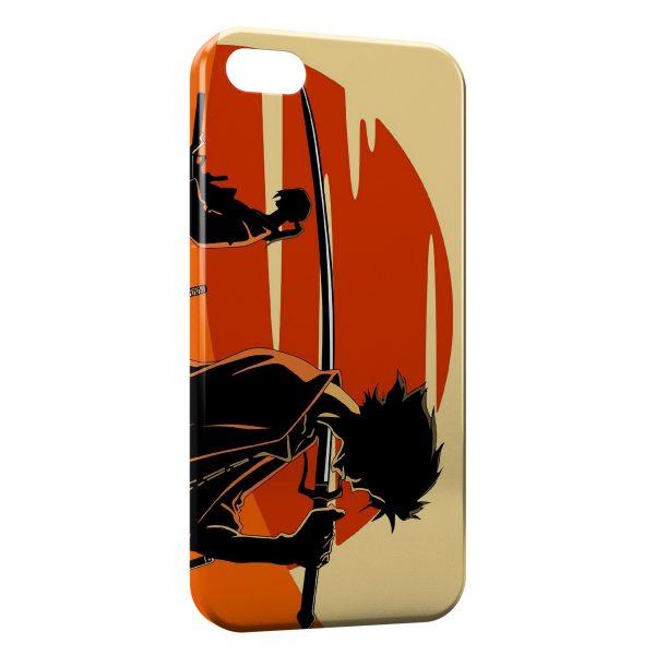 Coque iPhone 6 Plus & 6S Plus Samurai Champloo Manga Anime