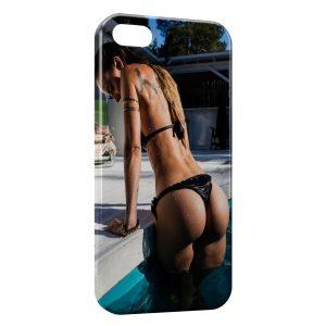 Coque iPhone 6 Plus & 6S Plus Sexy Girl Piscine