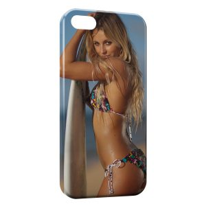 Coque iPhone 6 Plus & 6S Plus Sexy Girl Surf