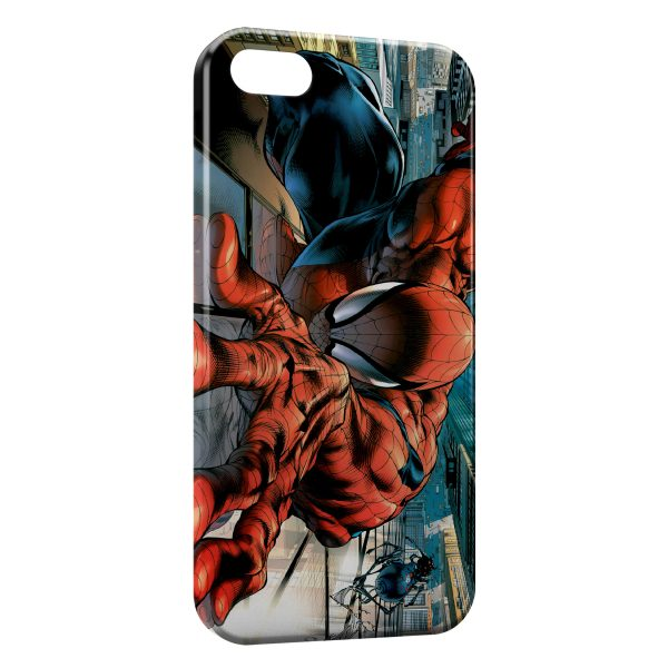 Coque iPhone 6 Plus & 6S Plus Spider-Man Comic