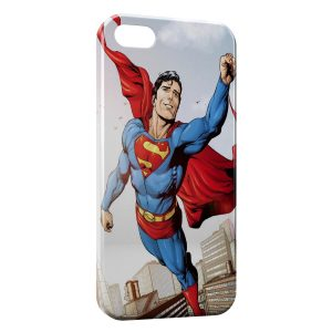 Coque iPhone 6 Plus & 6S Plus Superman 3