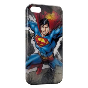 Coque iPhone 6 Plus & 6S Plus Superman Art