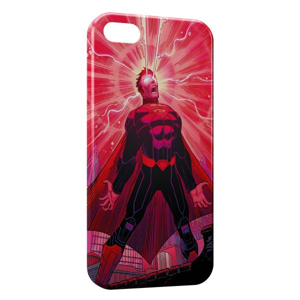 Coque iPhone 6 Plus & 6S Plus Superman Eyes Power