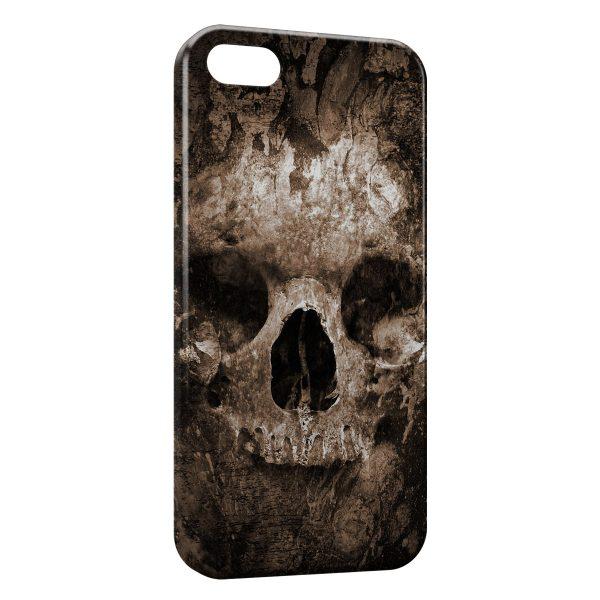 Coque iPhone 6 Plus & 6S Plus Tete de mort2