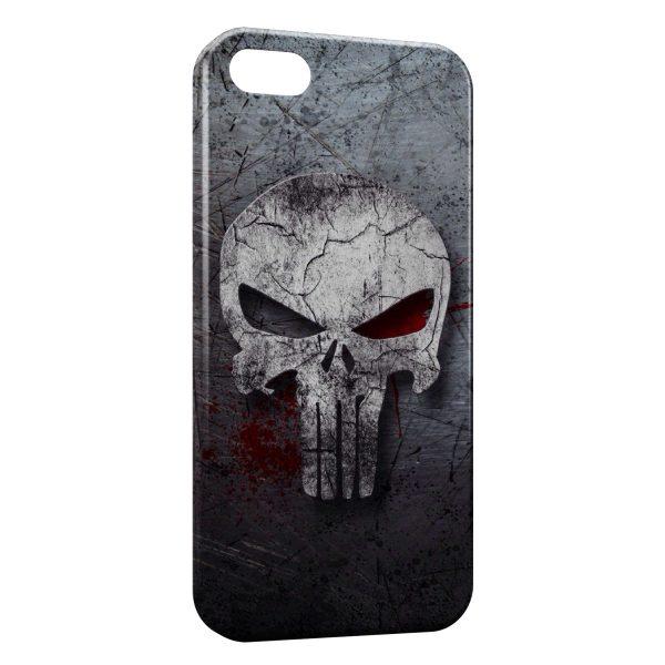 Coque iPhone 6 Plus & 6S Plus The Punisher Art