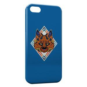 Coque iPhone 6 Plus & 6S Plus Tiger Design Tete