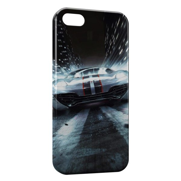 Coque iPhone 6 Plus & 6S Plus Voiture de Course