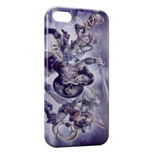 Coque iPhone 6 Plus & 6S Plus Wonderwoman Art