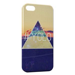 Coque iPhone 6 Plus & 6S Plus Yolo Pyramide