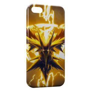 Coque iPhone 6 Plus & 6S Plus Zapdos Pokemon Oiseau 2
