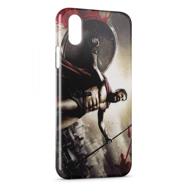 Coque iPhone X & XS 300 Film 2