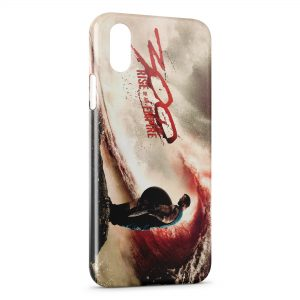 Coque iPhone X & XS 300 Rise of an Empire 2