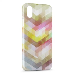Coque iPhone X & XS 3D Transparence Design