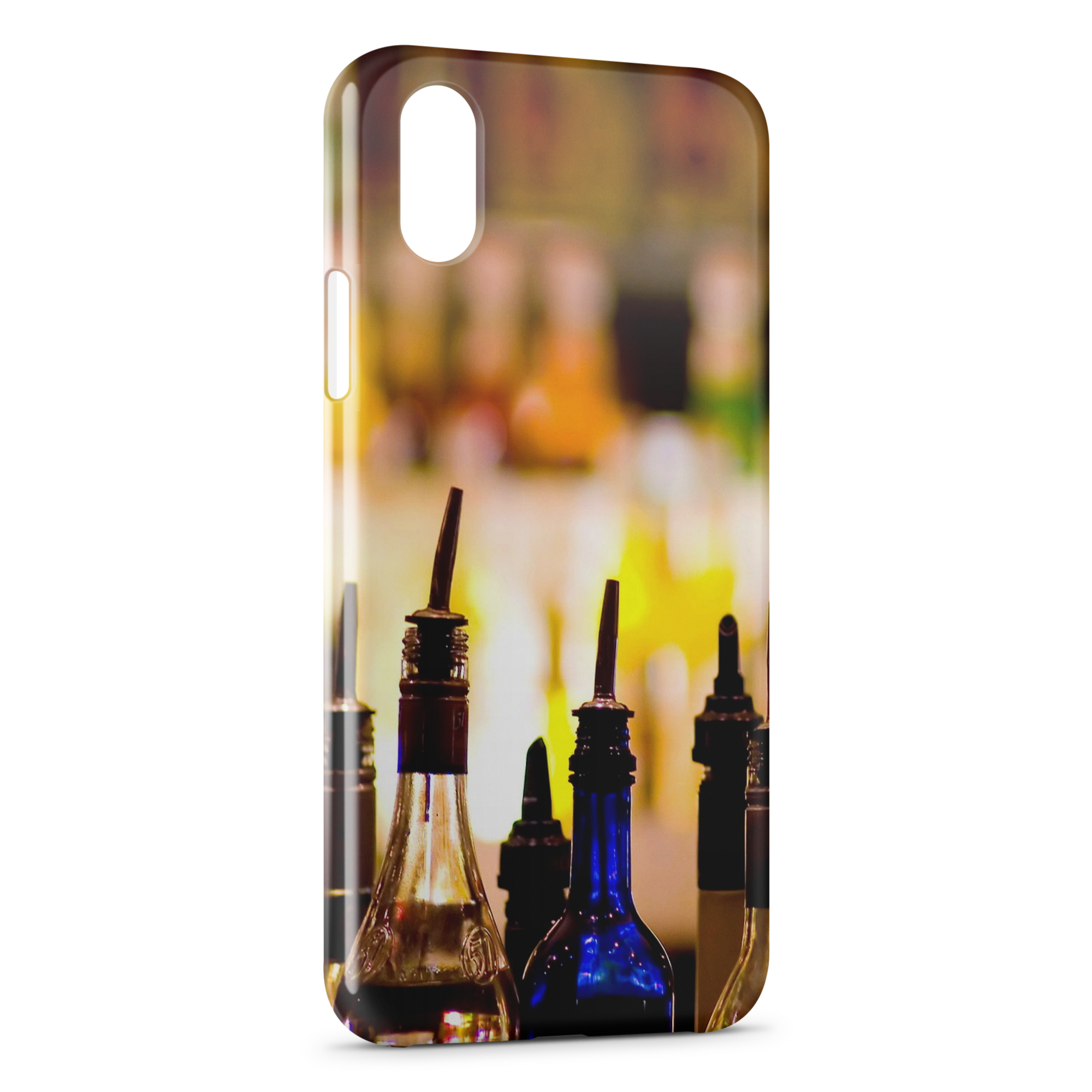 Coque iPhone X & XS Alcool Cocktails
