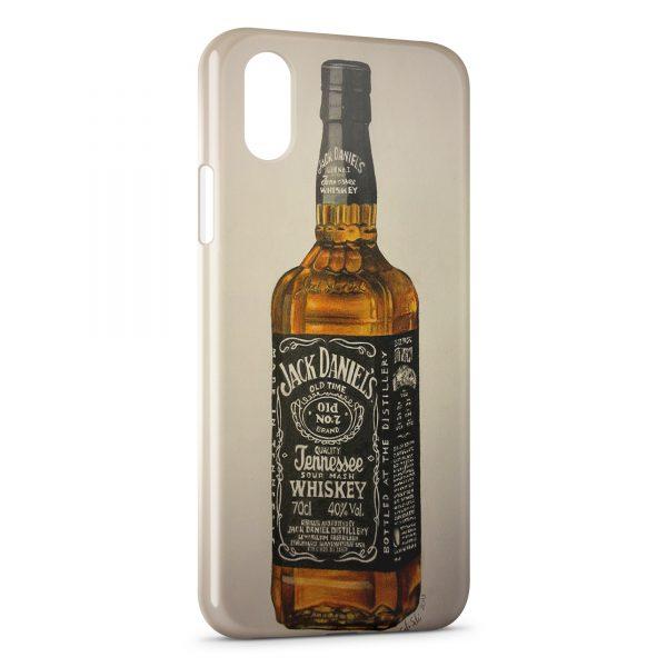 coque iphone x alcool