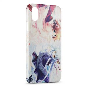 Coque iPhone X & XS Anime Manga Japon