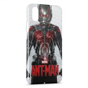 Coque iPhone X & XS Ant Man Marvel