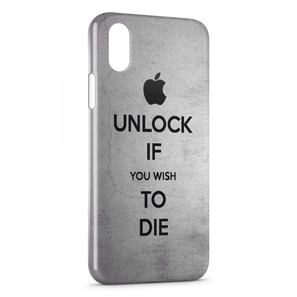 coque iphone x you