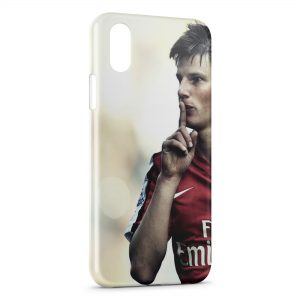Coque iPhone X & XS Arsenal FC Andrei Arshavin