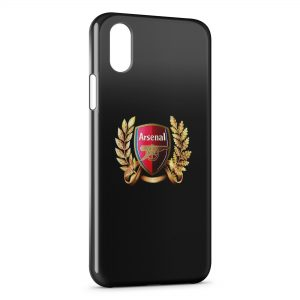 Coque iPhone X & XS Arsenal FC Football 4
