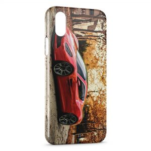 Coque iPhone X & XS Aston Martin DBC Concept
