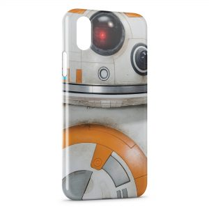 Coque iPhone X & XS BB8 Star Wars
