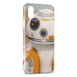 Coque iPhone X & XS BB8 Star Wars 3