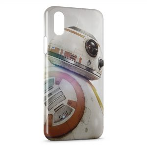 Coque iPhone X & XS BB8 Star Wars 4