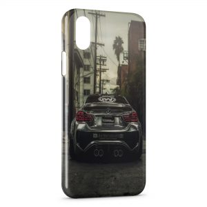 Coque iPhone X & XS BMW Limited