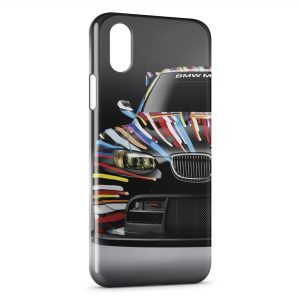 Coque iPhone X & XS BMW Motor Sport 2
