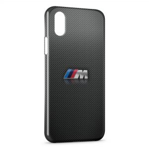 Coque iPhone X & XS BMW Motor Sport 4