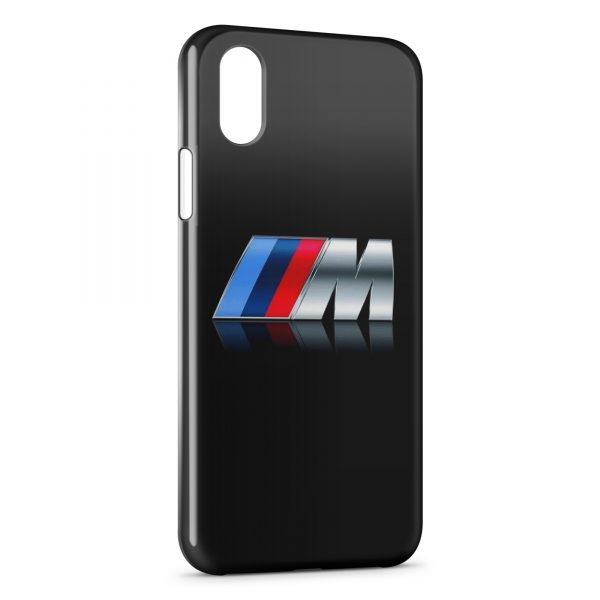 Coque iPhone X & XS BMW Motor Sport 5