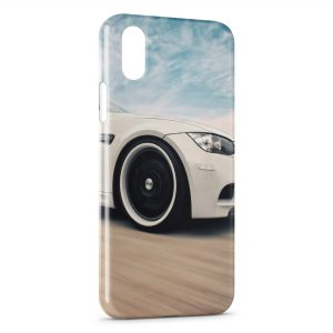 Coque iPhone X & XS BMW Sky Blue 3