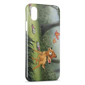 Coque iPhone X & XS Bambi 2
