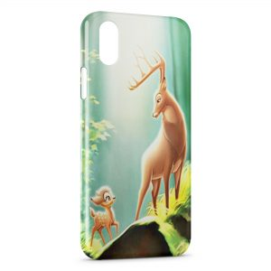 Coque iPhone X & XS Bambi 3