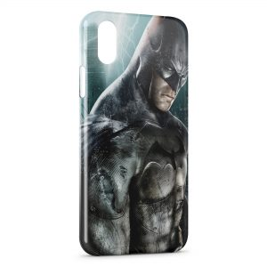 Coque iPhone X & XS Batman 2