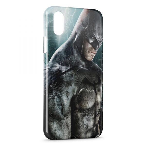 batman coque iphone x