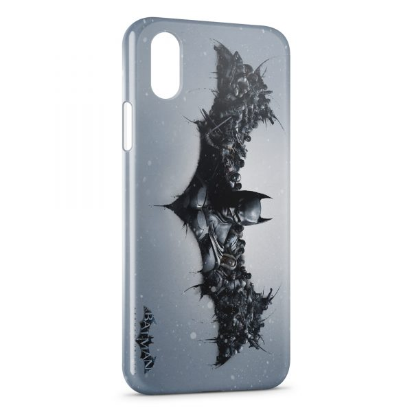 Coque iPhone X & XS Batman Arkham Origins
