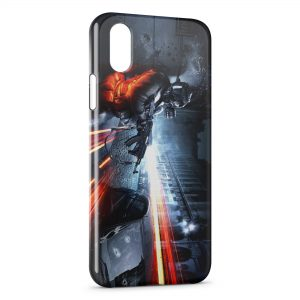 Coque iPhone X & XS Battlefield 3 Game