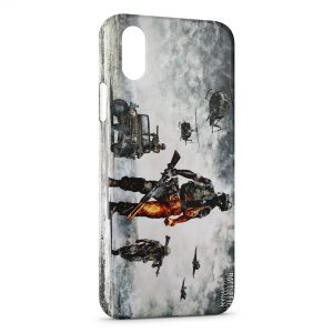 Coque iPhone X & XS Battlefield 3 Game 2