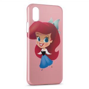 Coque iPhone X & XS Beautiful Girl Cartoon Manga
