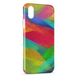 Coque iPhone X & XS Beautiful Painted Art