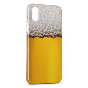 Coque iPhone X & XS Bière