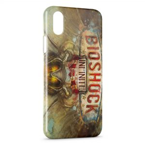 Coque iPhone X & XS BioShock Infinite Game