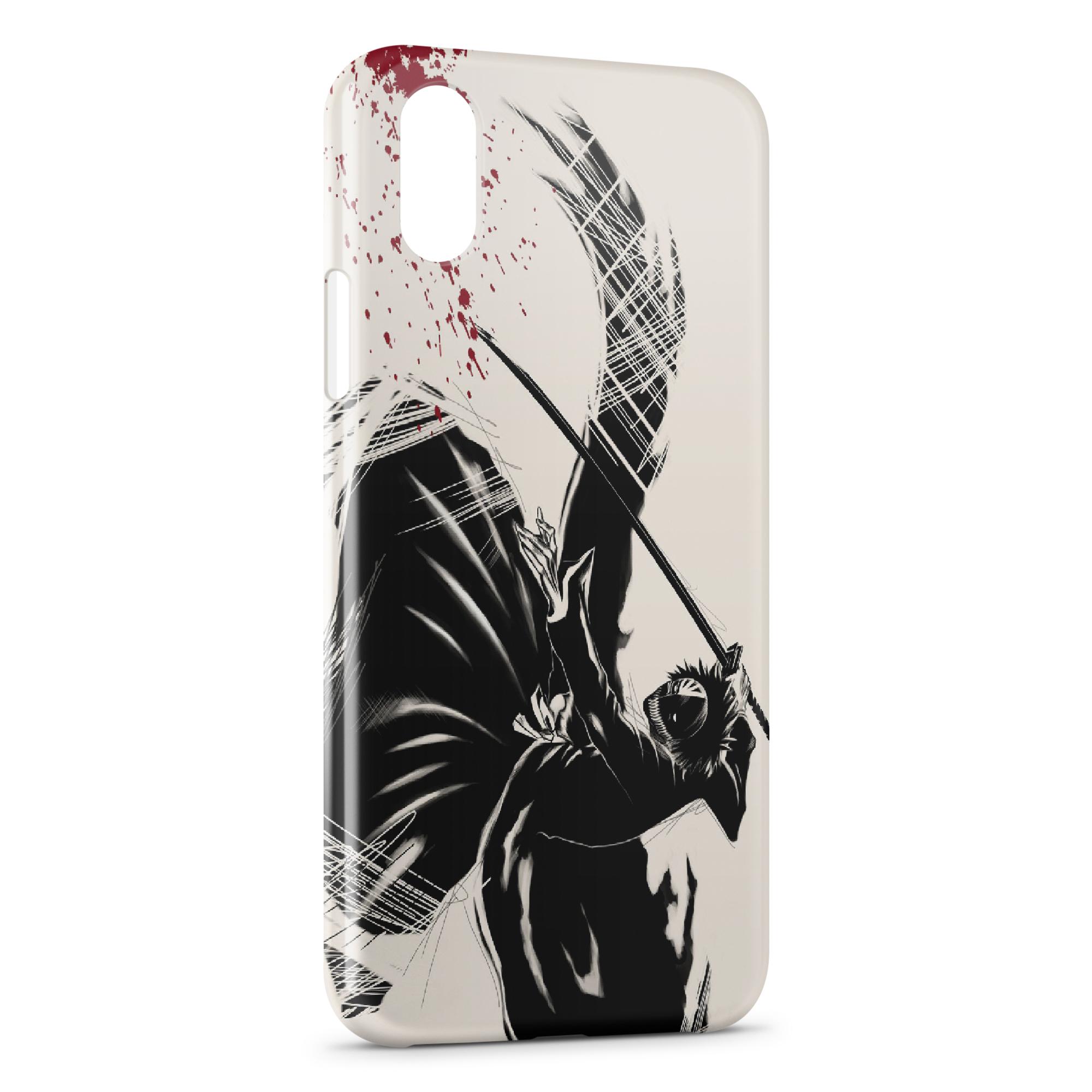 coque iphone xs bleach