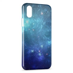 Coque iPhone X & XS Blue Sky