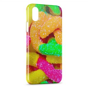 Coque iPhone X & XS Bonbon Sugar
