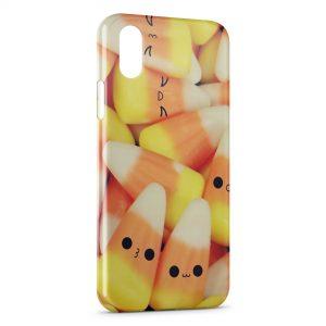 Coque iPhone X & XS Bonbons Mignons