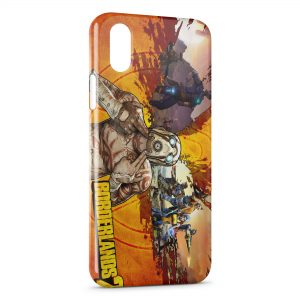 Coque iPhone X & XS Borderlands Game 2